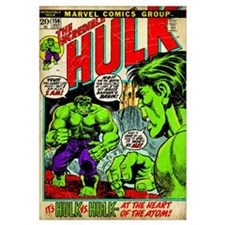 The Incredible Hulk (It's Hulk Vs. Hullk.. At The