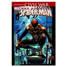 The Road To Civil War The Amazing Spider-Man