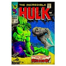 The Incredible Hulk (The Rhino)