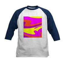 Pink Purple Wild Child Retro 23 Baseball Jersey