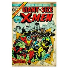 X-Men, Giant Size (Deadly Genesis)
