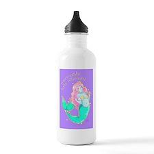 Mermaids Hate Misogyny Water Bottle