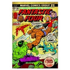 The Fantastic Four (It's The Hulk!)