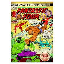 The Fantastic Four (It's The Hulk!)