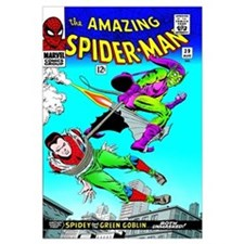 The Amazing Spider-Man (Spidey And The Green Gobli