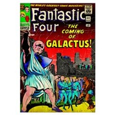 The Fantastic Four (The Coming Of Galactus!)