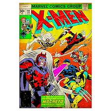 X-Men (Against Magneto)