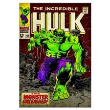 The Incredible Hulk (This Monster Unleashed!)