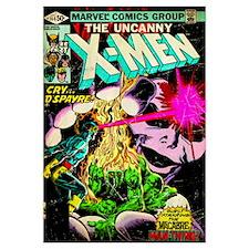 The Uncanny X-Men (D'Spayre, The Man-Thing)