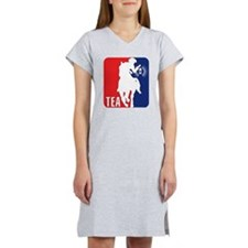 TEA Party Sports Women's Nightshirt