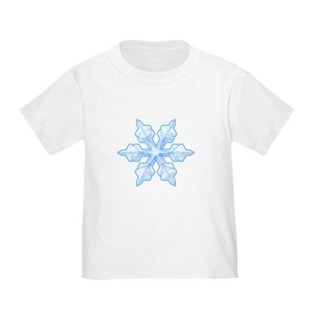 Flurry Snowflake VI Toddler T-Shirt