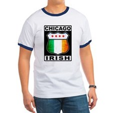 Chicago Irish American Sign T-Shirt