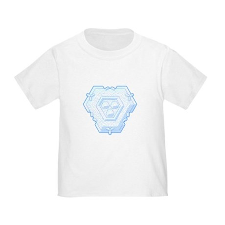 Flurry Snowflake IV Toddler T-Shirt