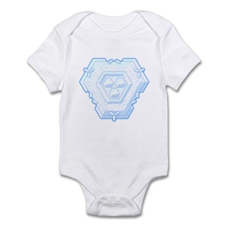 Flurry Snowflake IV Infant Bodysuit