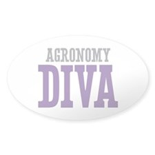 Agronomy DIVA Decal