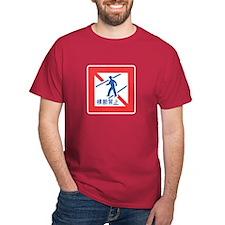 No Crossing - Japan T-Shirt