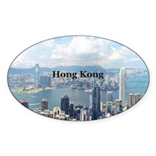 Hong Kong Decal