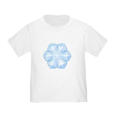 Flurry Snowflake II Toddler T-Shirt