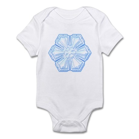 Flurry Snowflake II Infant Bodysuit