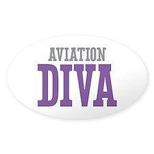 Aviation DIVA Decal