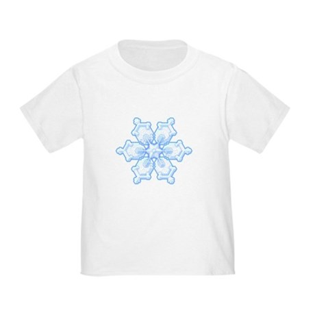 Flurry Snowflake I Toddler T-Shirt