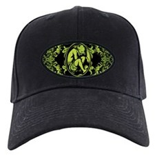Weeping Cherub Green Baseball Hat