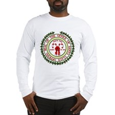 Office of Santa Long Sleeve T-Shirt