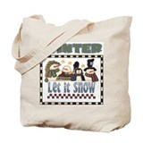 Winter, Let It Snow Tote Bag