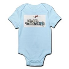 Heading to the Airshow Infant Bodysuit