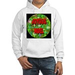 Joyous Noel Hooded Sweatshirt