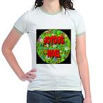 Joyous Noel Jr. Ringer T-Shirt