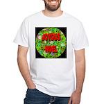 Joyous Noel White T-Shirt