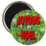 Joyous Noel Magnet