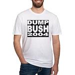 Dump Bush 2004 T-shirt (Made in the USA)