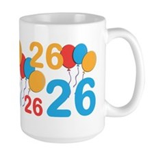 26 years old - 26th Birthday Mug