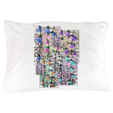 ladybells2.JPG Pillow Case