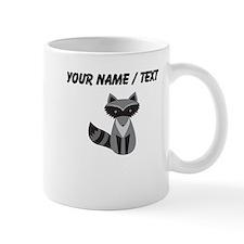 Cartoon Raccoon Mug