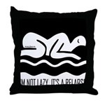 It's a Relapse! Throw Pillow