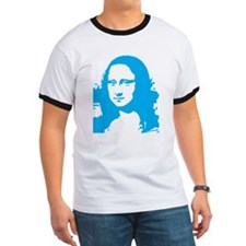 Mona Lisa Pop Art T
