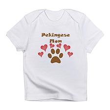Pekingese Mom Infant T-Shirt