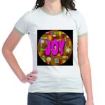 JOY Jr. Ringer T-Shirt