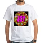 JOY White T-Shirt