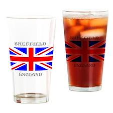 Sheffield England Drinking Glass