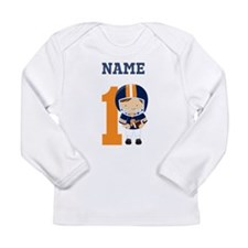 Football One Long Sleeve T-Shirt