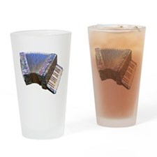 24 Bass Accordion Drinking Glass