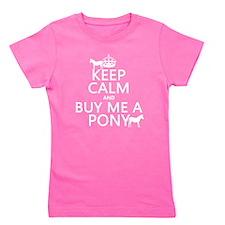 buy-me-pony Girl's Tee
