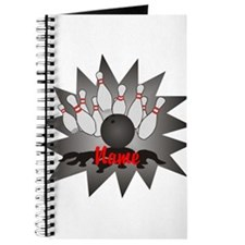 Personalized Bowling Journal
