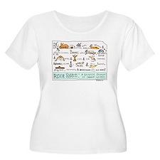Rescue Rabbits Plus Size T-Shirt