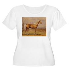 Palomino Horse Plus Size T-Shirt