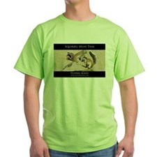 Muay Thai Squirrels T-Shirt